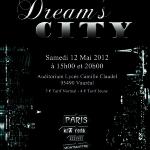 affiche dream's city show (2)